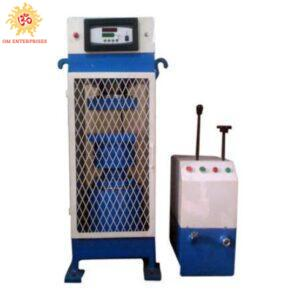 Digital Compression Testing Machine-Plate Type