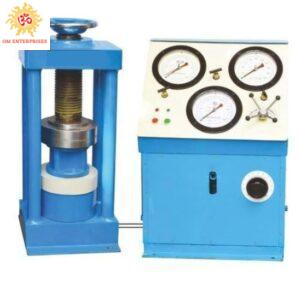 Compression Testing Machine-Three Dial Gauge