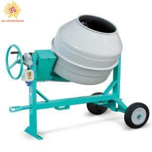 Concrete Mixer-Drum Type