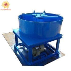 Concrete Mixer-Pan Type