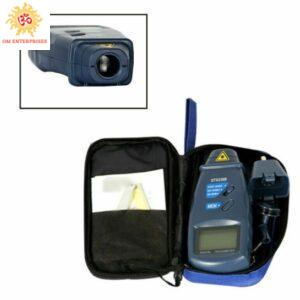 Contact and Laser Photo Tachometer