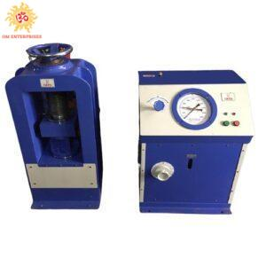 Chanel Type Compression Testing Machine _Single Gauge _Electrical cum Hand  Operated  ( 1000/1500/2000KN )