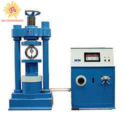 Compression Testing Machine- Digital