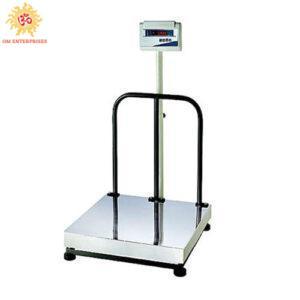 Platform Balance – Electronic – Sharp
